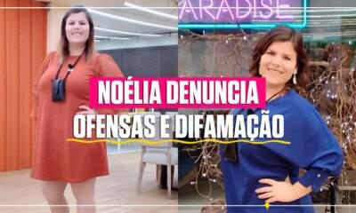 Noélia denuncia comentários graves