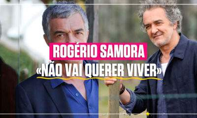Rogério Samora pode viver incapacitado